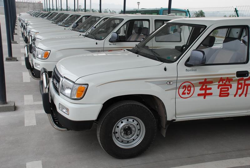 C类型考试训练车